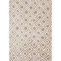 "Loloi Rugs Charlotte 5'-0"" x 7'-6"" Area Rug - Item Number: CHARCT-02BE005076"
