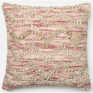 "Loloi Rugs Dhurri Style 22"" X 22"" Down Pillow"
