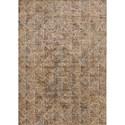"Reeds Rugs DREAMSCAPE 1'6"" x 1'6""  Ivory / Multi Rug - Item Number: DREMDM-09IVML160S"