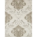 "Loloi Rugs Enchant 7'-7"" X 10'-6"" Area Rug - Item Number: ENCOEN-03IVBE77A6"