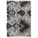 """Loloi Rugs Fable 7'-9"""" x 9'-9"""" Area Rug - Item Number: FABLFD-03GN007999"""