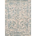 "Reeds Rugs Florence 2'-7"" x 10'-0"" Rug Runner - Item Number: FLRNFO-01IVAQ27A0"