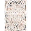 "Loloi Rugs Folklore 9'-3"" X 13' Area Rug - Item Number: FOLKFW-02IVJD93D0"