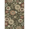 "Loloi Rugs Francesca 2'-3"" x 3'-9"" Area Rug - Item Number: FRACFC-02BR002339"