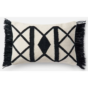 "Loloi Rugs Indoor/Outdoor 13"" X 21"" Down Pillow"