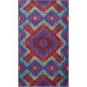 """Reeds Rugs Isabelle 2'-2"""" X 5' Area Rug - Item Number: ISBEHIS03RETE2250"""