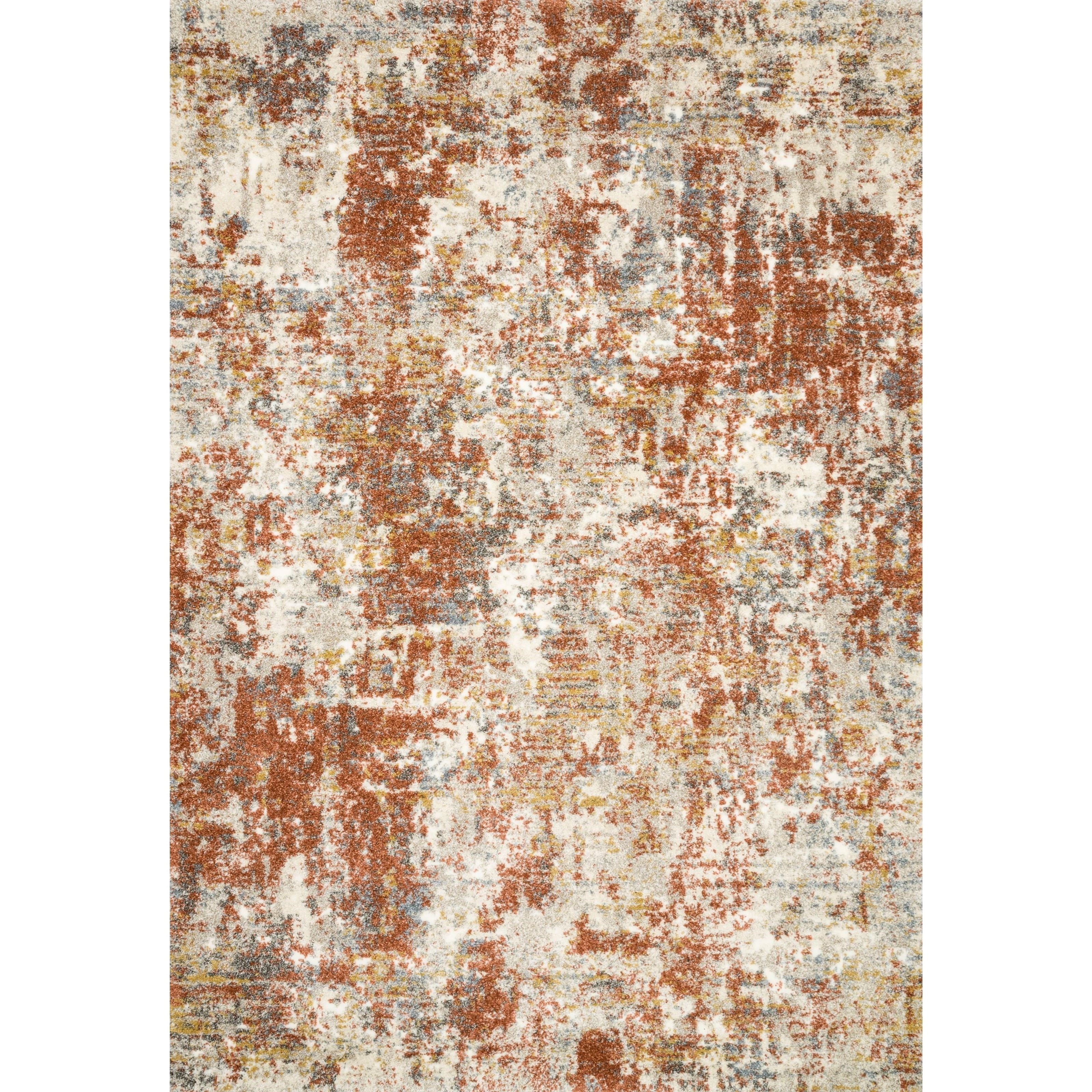 "Landscape 5'-3"" x 7'-7"" Rug by Loloi Rugs at Darvin Furniture"