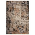 """Reeds Rugs Leigh 11'6"""" x 15'7"""" Silver / Multi Rug - Item Number: LEIGLEI-04SIMLB6F7"""