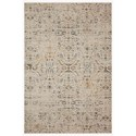 """Reeds Rugs Leigh 6'7"""" x 9'6"""" Ivory / Straw Rug - Item Number: LEIGLEI-07IVSW6796"""