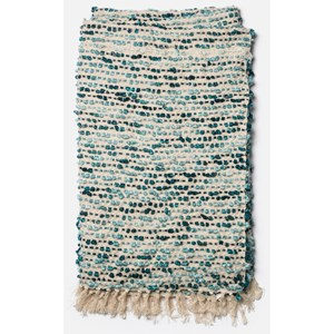 """Loloi Rugs Lily 4'-2"""" X 5' Throw Blanket"""