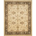 """Reeds Rugs Majestic 7'-9"""" x 9'-9"""" Area Rug - Item Number: MAJEMM-06IVMC7999"""