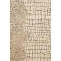 "Reeds Rugs Masai 3'6"" x 5'6"" Neutral Rug - Item Number: MASAMAS-03NT003656"
