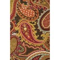 "Loloi Rugs Mayfield 5'-0"" x 7'-6"" Area Rug - Item Number: MAYFMF-15BRML5076"