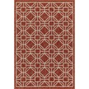"Loloi Rugs Newport 2'-2"" X 3'-9"" Area Rug - Item Number: NEWPNP-08SQGY2239"