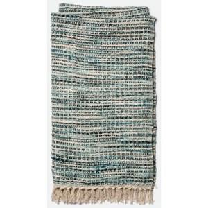 """Loloi Rugs Nora 4'-2"""" X 5' Throw Blanket"""