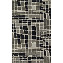 "Loloi Rugs Nova 7'-10"" x 11'-0"" Area Rug - Item Number: NOV0NV-01GYBL7AB0"
