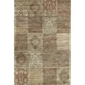 """Loloi Rugs Nyla 5'-0"""" x 7'-6"""" Area Rug - Item Number: NYLANY-16CMBE5076"""