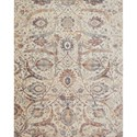 """Reeds Rugs Porcia 7'-10"""" X 7'-10"""" Round Rug - Item Number: PORCPB-03IVML7A0R"""