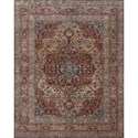 """Reeds Rugs Porcia 2'-8"""" X 10' Runner - Item Number: PORCPB-07ADAD28A0"""