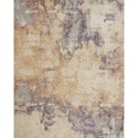 """Reeds Rugs Porcia 6'-7"""" X 9'-4"""" Area Rug - Item Number: PORCPB-12BEBY6794"""