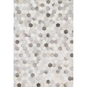 """Reeds Rugs Promenade 7'-6"""" x 9'-6"""" Area Rug - Item Number: PROMPO-02GY007696"""