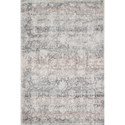 "Reeds Rugs Rumi 2'6"" x 7'6"" Pewter Rug - Item Number: RUMIRUM-01PW002676"