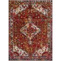 "Reeds Rugs Silvia  5'-0"" x 7'-6"" Rug - Item Number: SILVSIL-06REML5076"