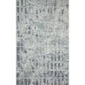 "Reeds Rugs Simone 3'6"" x 5'6"" Blue Rug - Item Number: SIMOSIM-02BB003656"