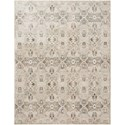 "Reeds Rugs Theia 1'6"" x 1'6""  Granite / Ivory Rug - Item Number: THEITHE-06GNIV160S"