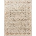 """Reeds Rugs Theia 7'10"""" x 7'10"""" Round Natural / Rust Rug - Item Number: THEITHE-07NARU7A0R"""