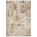 """Reeds Rugs Theory 2'7"""" x 10'10"""" Beige / Taupe Rug - Item Number: THRYTHY-07BETA27AA"""