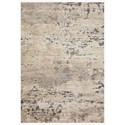 """Reeds Rugs Theory 2'7"""" x 10'10"""" Taupe / Grey Rug - Item Number: THRYTHY-08TAGY27AA"""