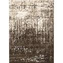"""Reeds Rugs Viera 8'11"""" x 12'5"""" Ivory / Brown Rug - Item Number: VIERVR-02IVBR8BC5"""