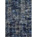 "Reeds Rugs Viera 1'6"" x 1'6""  Dark Blue / Grey Rug - Item Number: VIERVR-09XDGY160S"