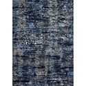 "Reeds Rugs Viera 8'11"" x 12'5"" Dark Blue / Grey Rug - Item Number: VIERVR-09XDGY8BC5"