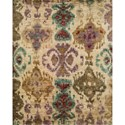"Loloi Rugs Xavier 5'-6"" x 8'-6"" Area Rug - Item Number: XAVIXV-01BEML5686"