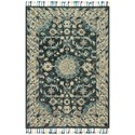 "Reeds Rugs Zharah 7'-9"" X 9'-9"" Rug - Item Number: ZHARZR-02TEGY7999"
