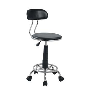 LumiSource Home Office Swift Chair Black