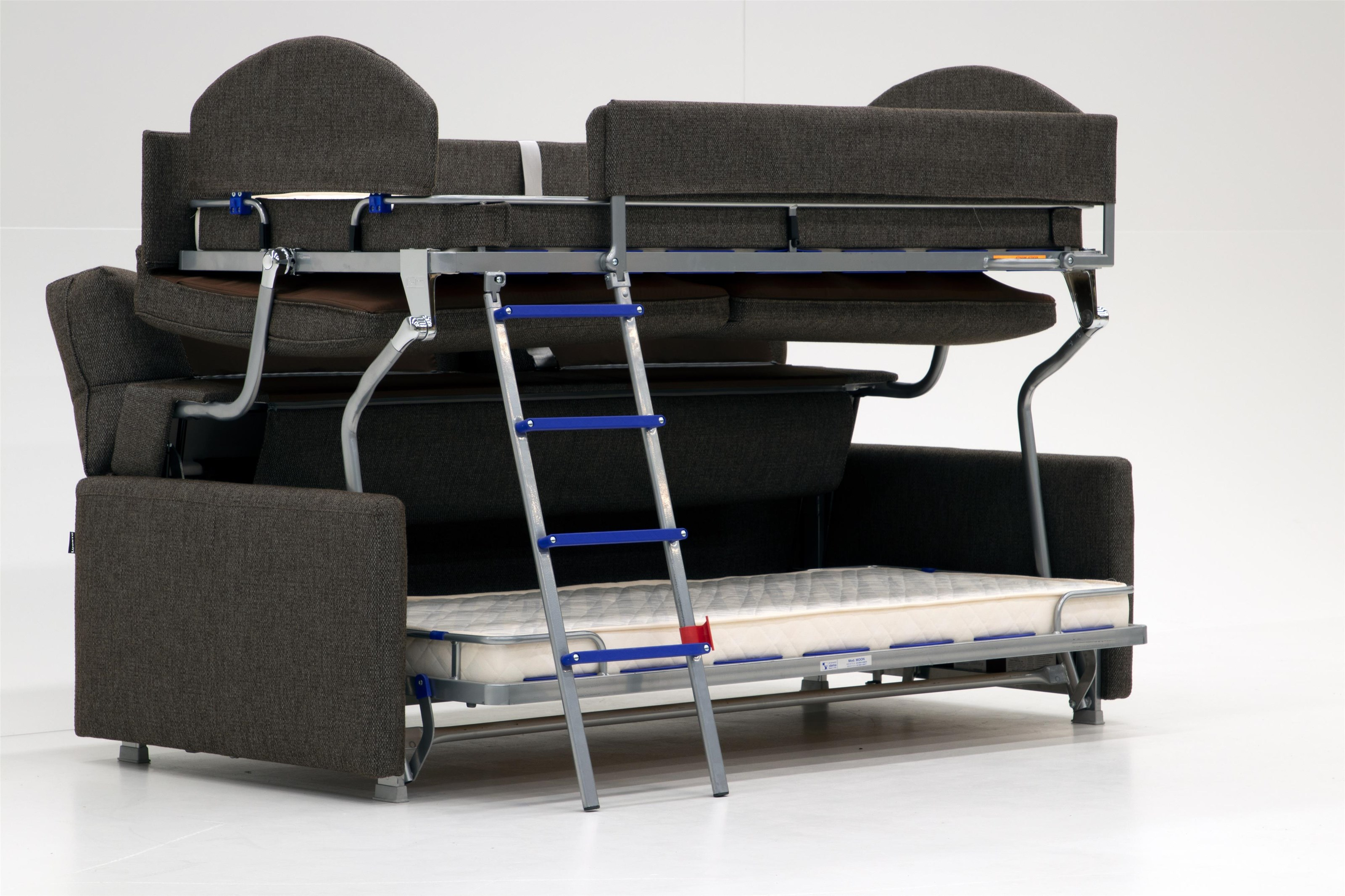 Elevate Bunk Bed Sleeper by Luonto at Belfort Furniture