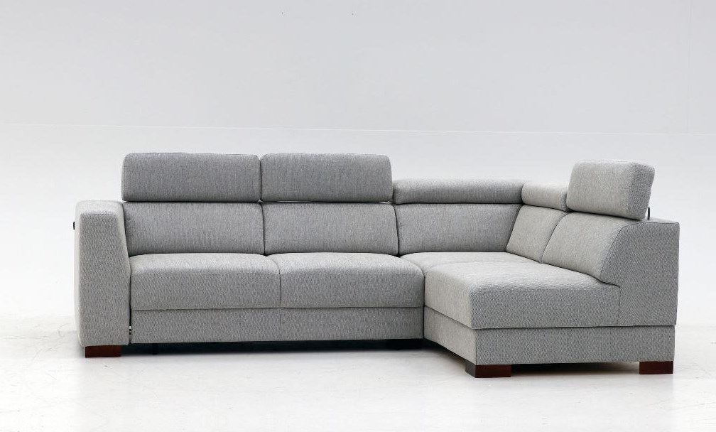 Halti TWO PIECE Left Arm Facing SLEEPER SECTIONAL by Luonto at Johnny Janosik