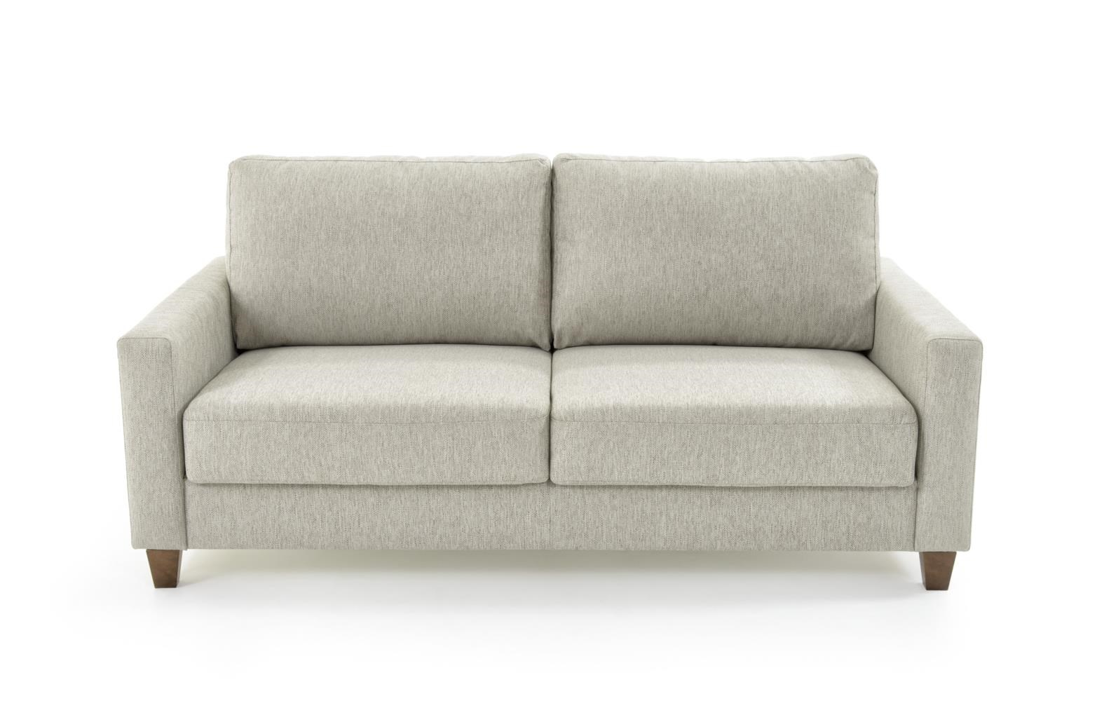 Nico Contemporary Queen Size Sleeper Sofa by Luonto at Baer\'s Furniture
