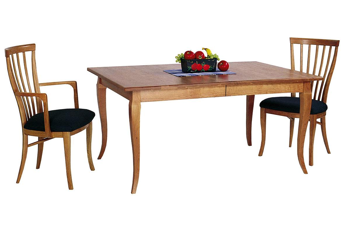 Lyndon Custom Dining <b>Custom</b> French Country Solid Top Table by Lyndon Furniture at Dinette Depot