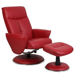 Mac Motion Chairs 2 Piece Recliner With Swivel Base By