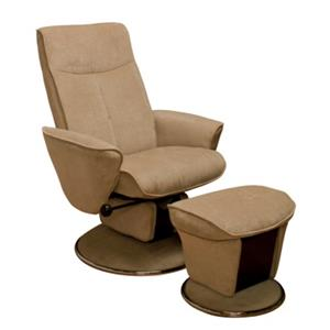 Mac Motion Chairs Mac Motion Chairs Glider Recliner With Ottoman Set