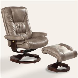 Casa Chair and Ottoman