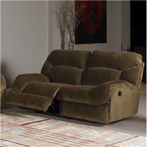 Madison Park 266 Loveseat with Power Recliner