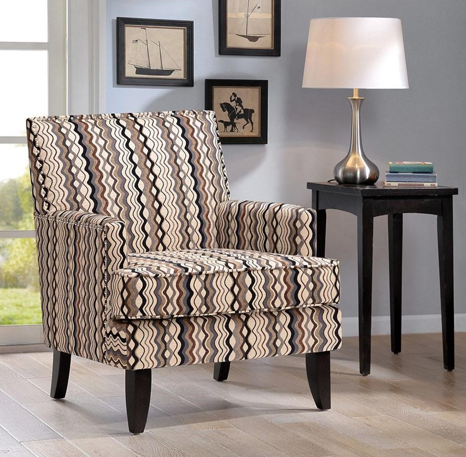 Madison Park Accent Chairs Armless Accent Chair   Item Number: MP100 0106