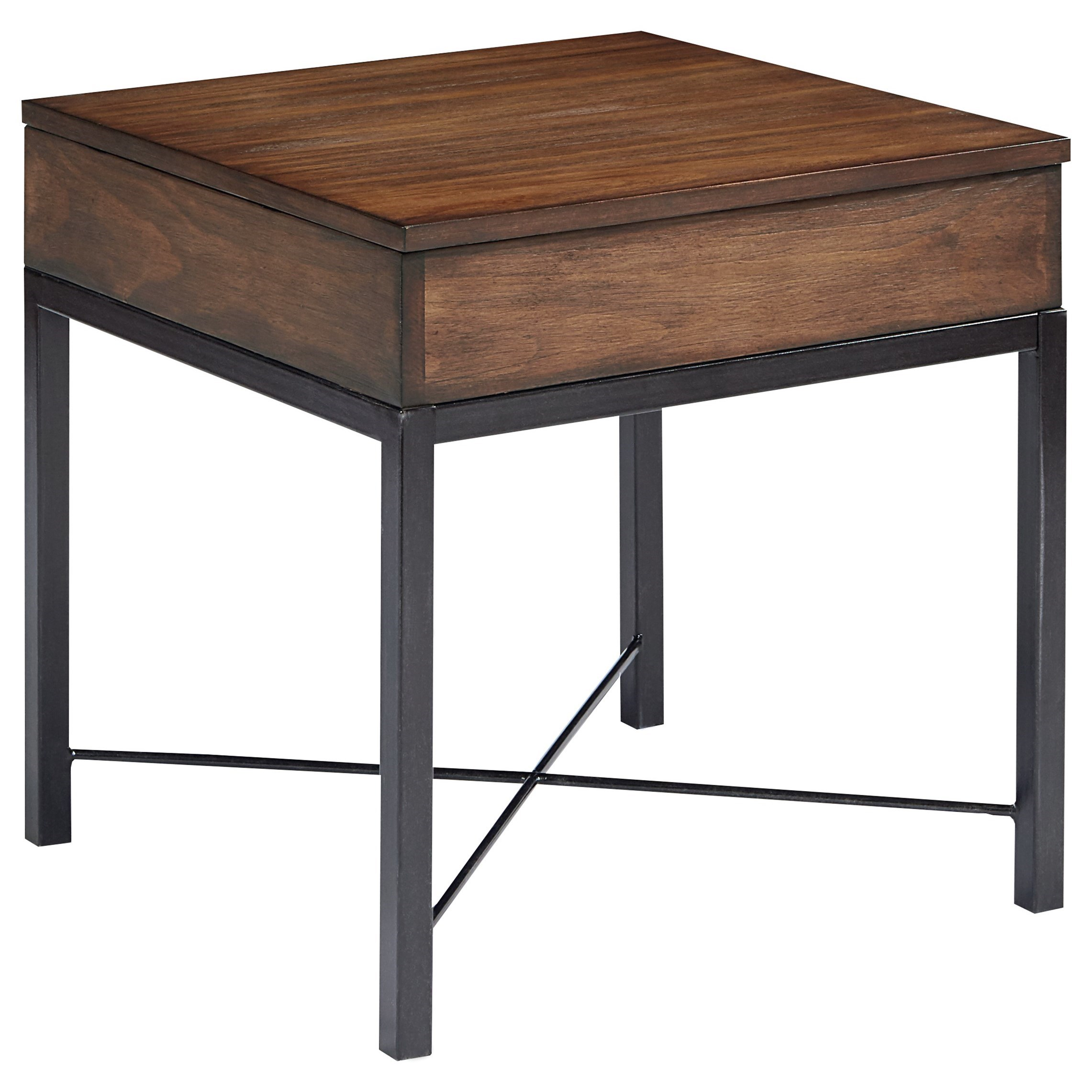 Magnolia Home by Joanna Gaines Accent Elements End Table - Item Number: 8020202L