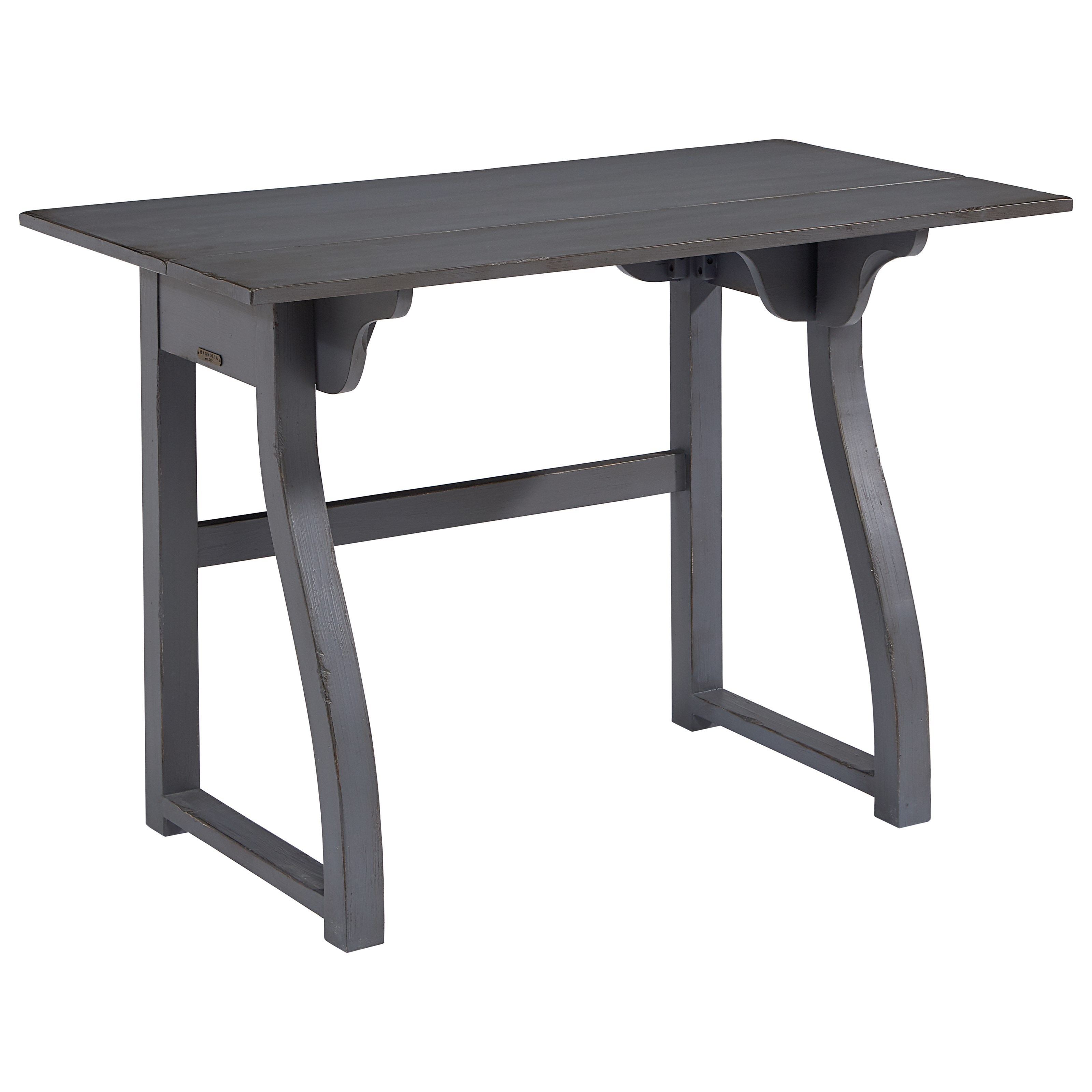 Magnolia Home by Joanna Gaines Accent Elements Desk with Curvy Legs - Item Number: 8030103E