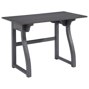 Magnolia Home by Joanna Gaines Accent Elements Desk with Curvy Legs